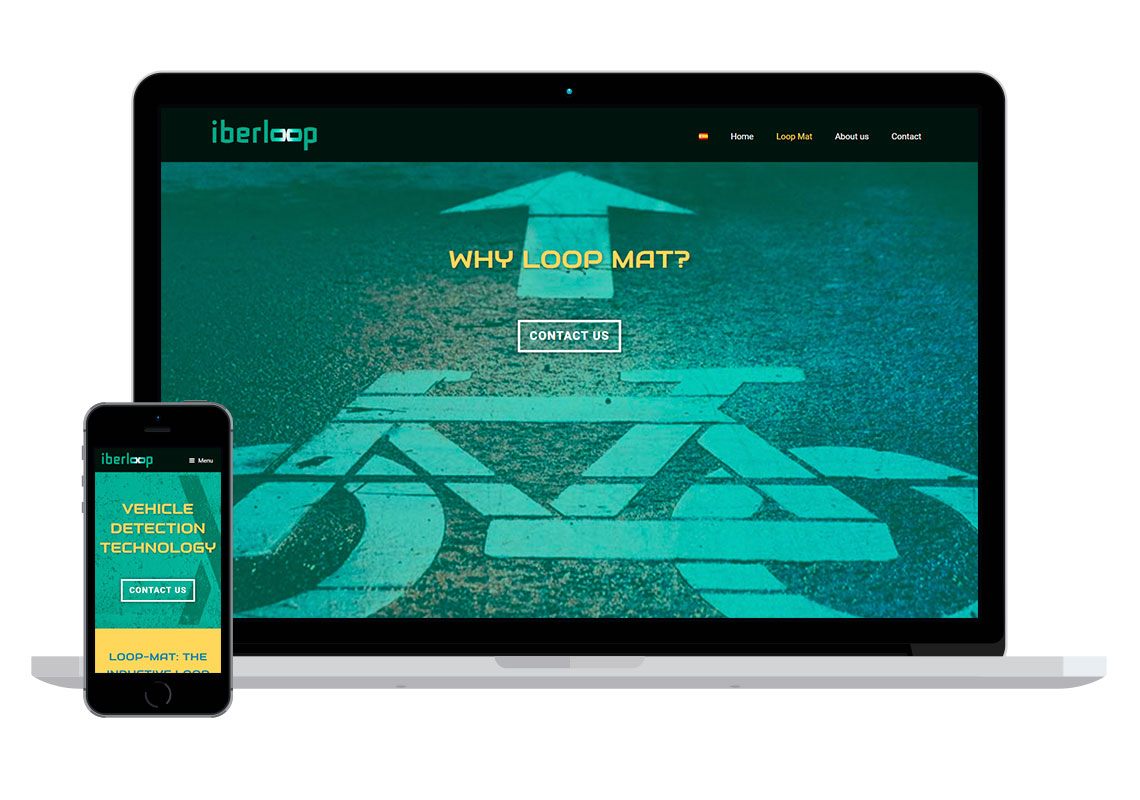Portfolio Web - Iberloop